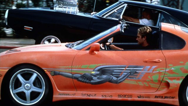 The Fast and the Furious Autos