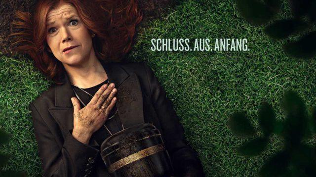 Anke Engelke als Karla in Das letzte Wort bei Netflix