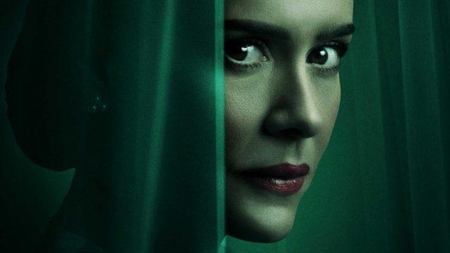 Sarah Paulson als Schwester Ratched in Netflix' Ratched