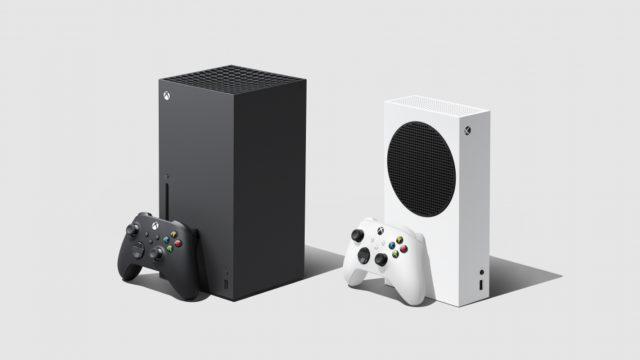 Xbox Series X und Xbox Series S