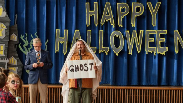"Adam Sandler in ""Hubie Halloween"""