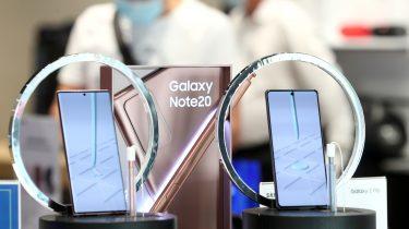 Galaxy Note20: Live-Wallpaper mit Wonderland erstellen – so geht's