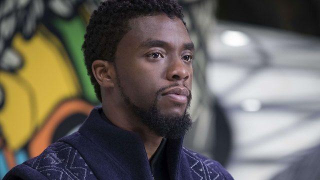 "Chadwick Boseman im Film ""Black Panther"""