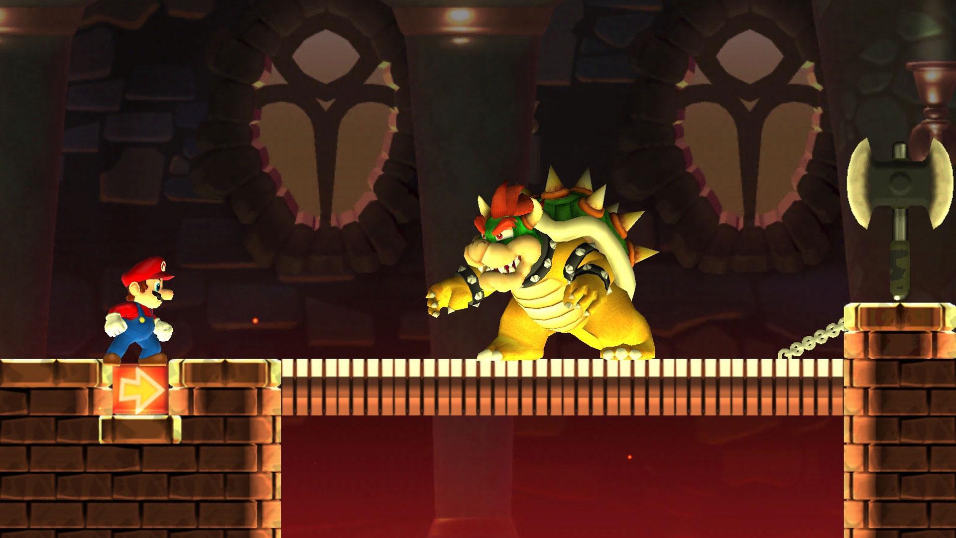 """Screenshot aus dem Spiel """"Super Mario Run"""""""