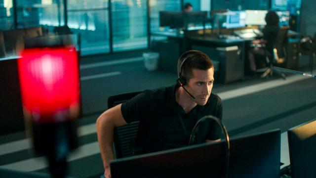 "Jake Gyllenhaal in ""The Guilty"" auf Netflix"