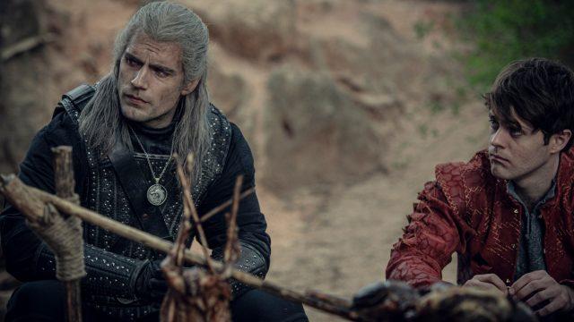 """Szene aus """"The Witcher"""" Staffel 1"""