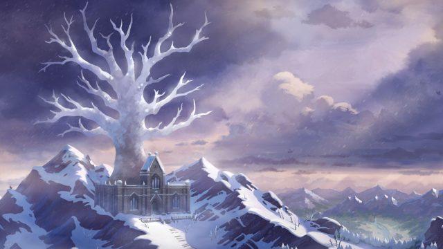 """Artwork zum zweiten DLC von """"Pokémon Schwert""""."""