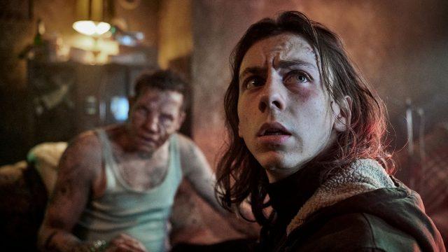 """Tristan Göbel als Juri in der Serie """"Hausen"""""""