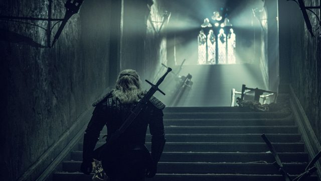 """Henry Cavill als Geralt in """"The Witcher"""""""
