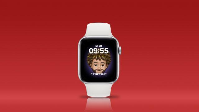 Memoji auf der Apple Watch