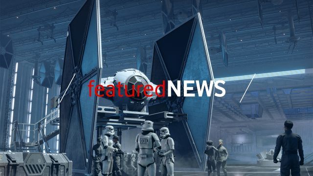 "Game-Screenshot aus dem neune Spiel ""Star Wars: Squadrons"""