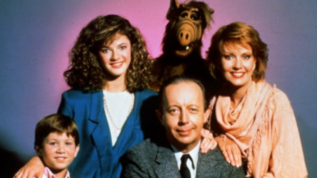 Alf und Familie Tanner