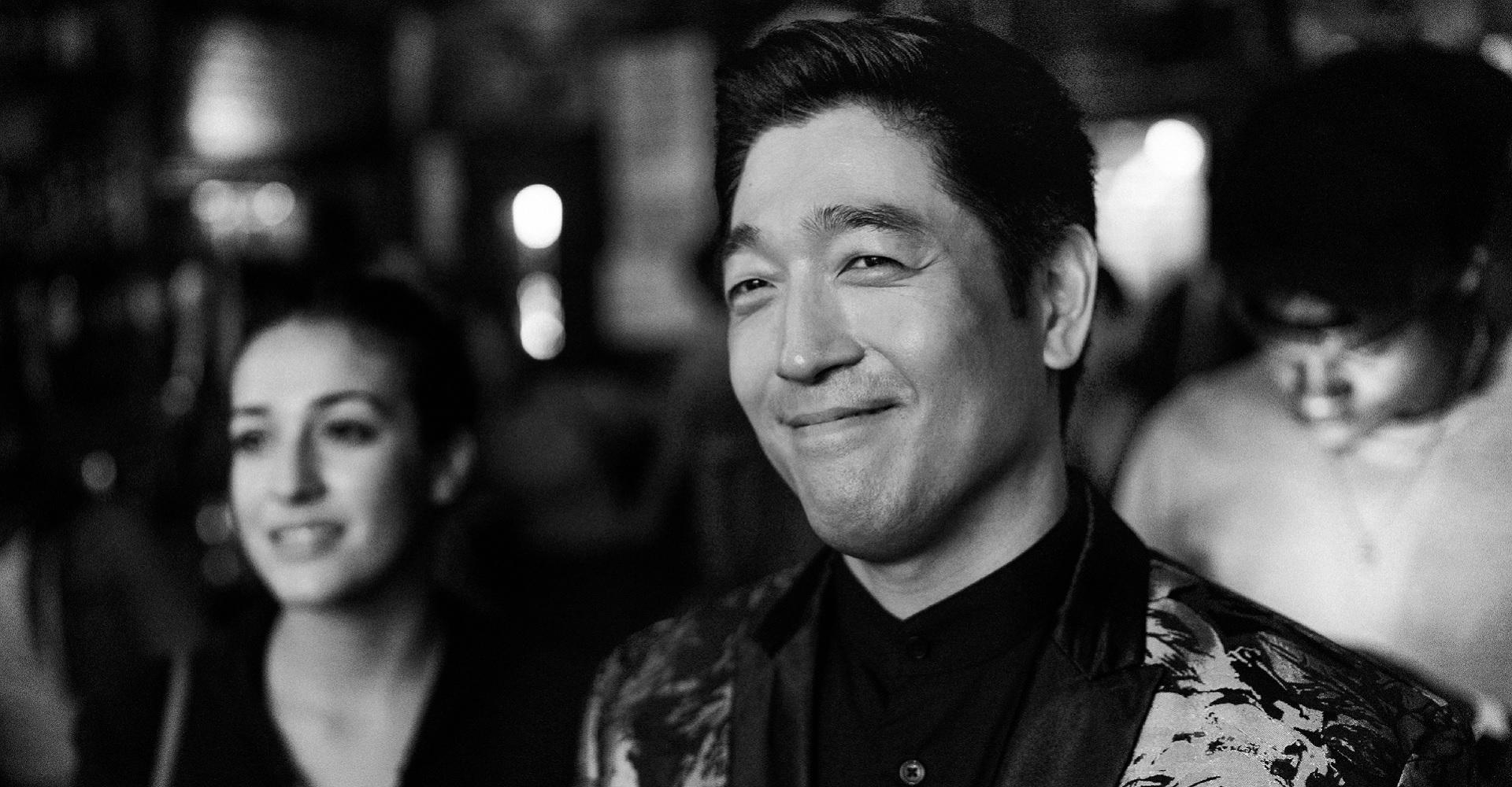 Peter Kim in Mein 40-jähriges Ich