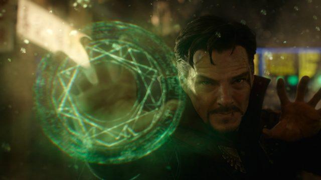 """Szene aus """"Doctor Strange"""""""