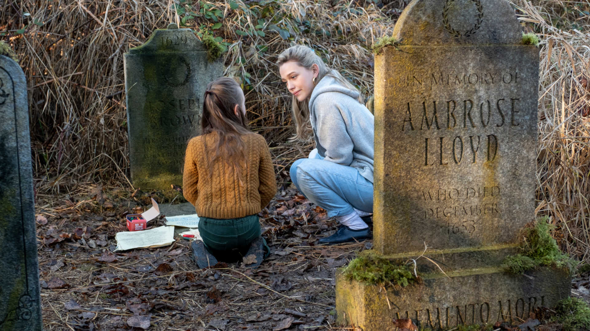 Victoria Pederetti als Dany in Netflix' Spuk in Bly Manor