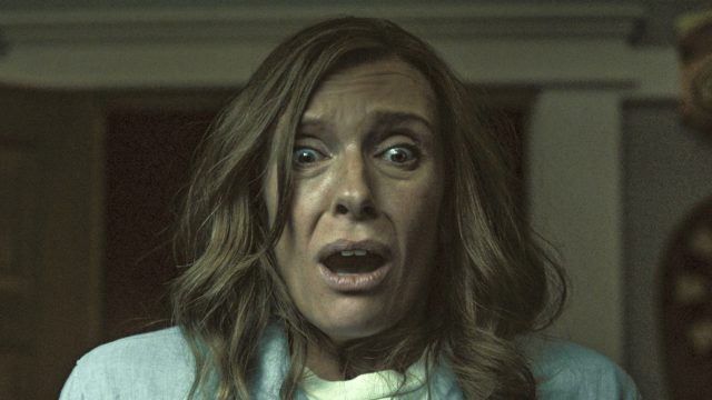 "Toni Collette im Psycho-Horrorfilm ""Hereditary"""