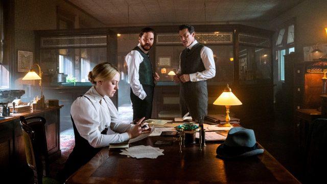 The Alienist Staffel 2 startet bei Netflix