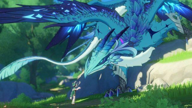 "Gameplay-Screenshot von ""Genshin Impact"""