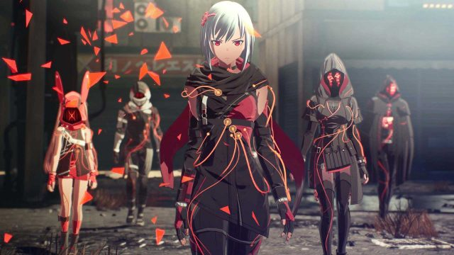 Scarlet Nexus spielbare Charaktere