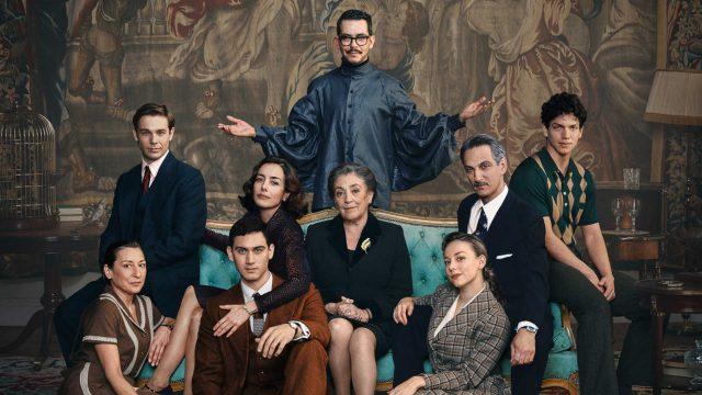 Der Cast von Jemand muss sterben bei Netflix