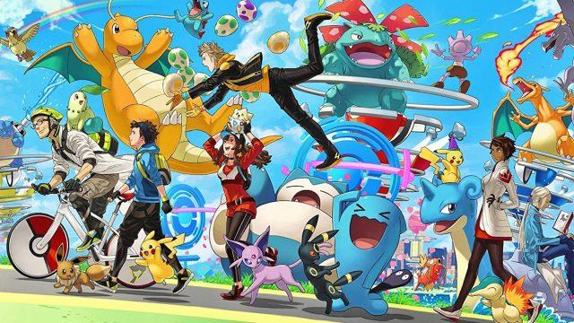 Pokemon Go Feldforschung