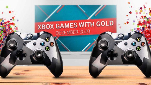 Xbox Games with Gold für Dezember 2020