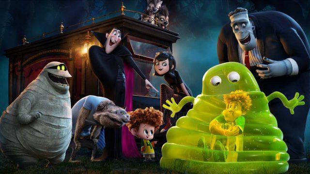 Monster aus dem Animationsfilm Hotel Transsilvanien