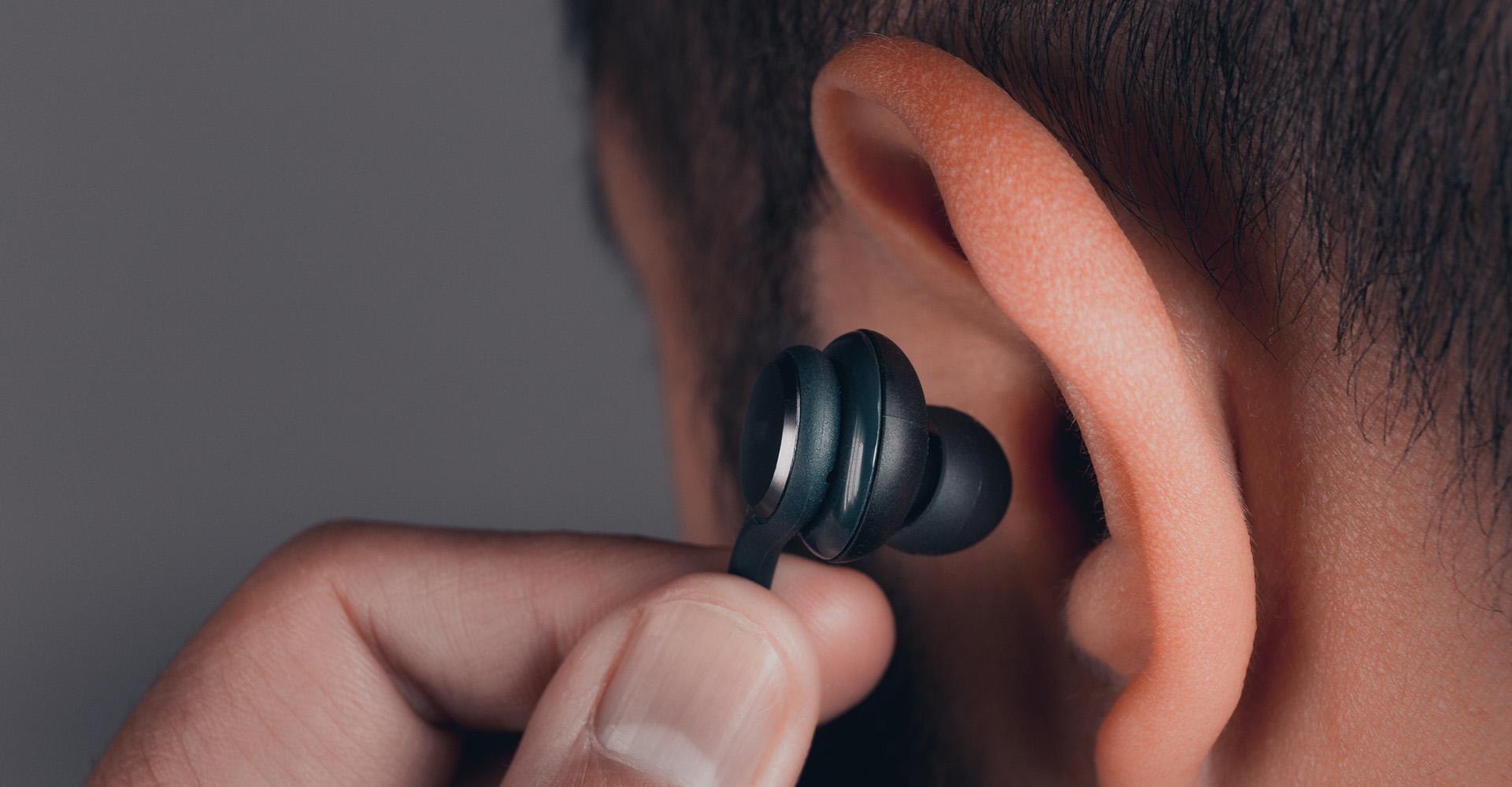 Kopfhörer-Arten: In-Ears