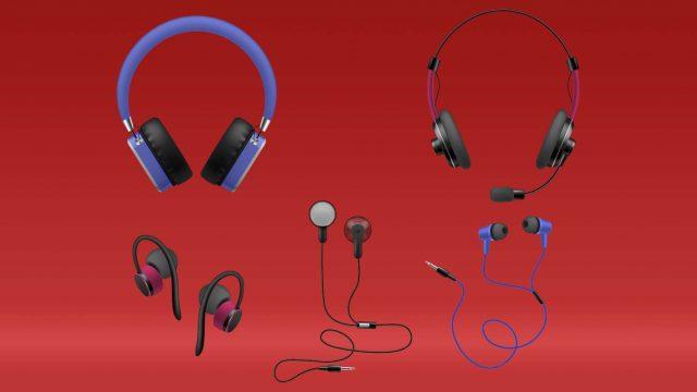 Verschiedene Kopfhörer-Arten im Überblick