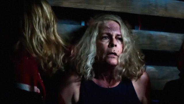 """Jamie Lee Curtis in """"Halloween Kills"""""""