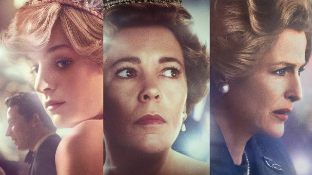 The Crown Staffel 4 Kritik Cover