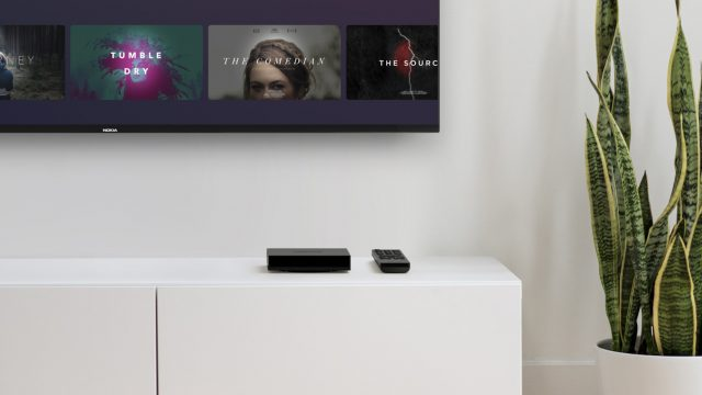 Nokia Streaming Box 8000