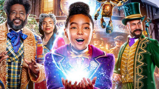 Der Cast von Jingle Jangle Journey: Abenteuerliche Weihnachten!