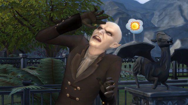 Sims 4: Vampire