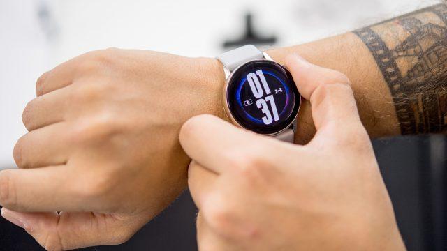 Galaxy Watch Active 2 als Apple-Watch-Alternative