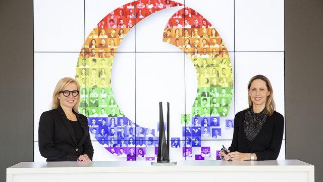 German Diversity Award 2020 Vodafone