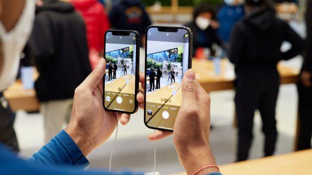 iPhone 12 Pro Max und mini