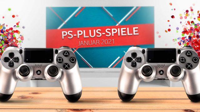 PS-Plus-Games: Diese Titel stehen im Januar 2021 bereit
