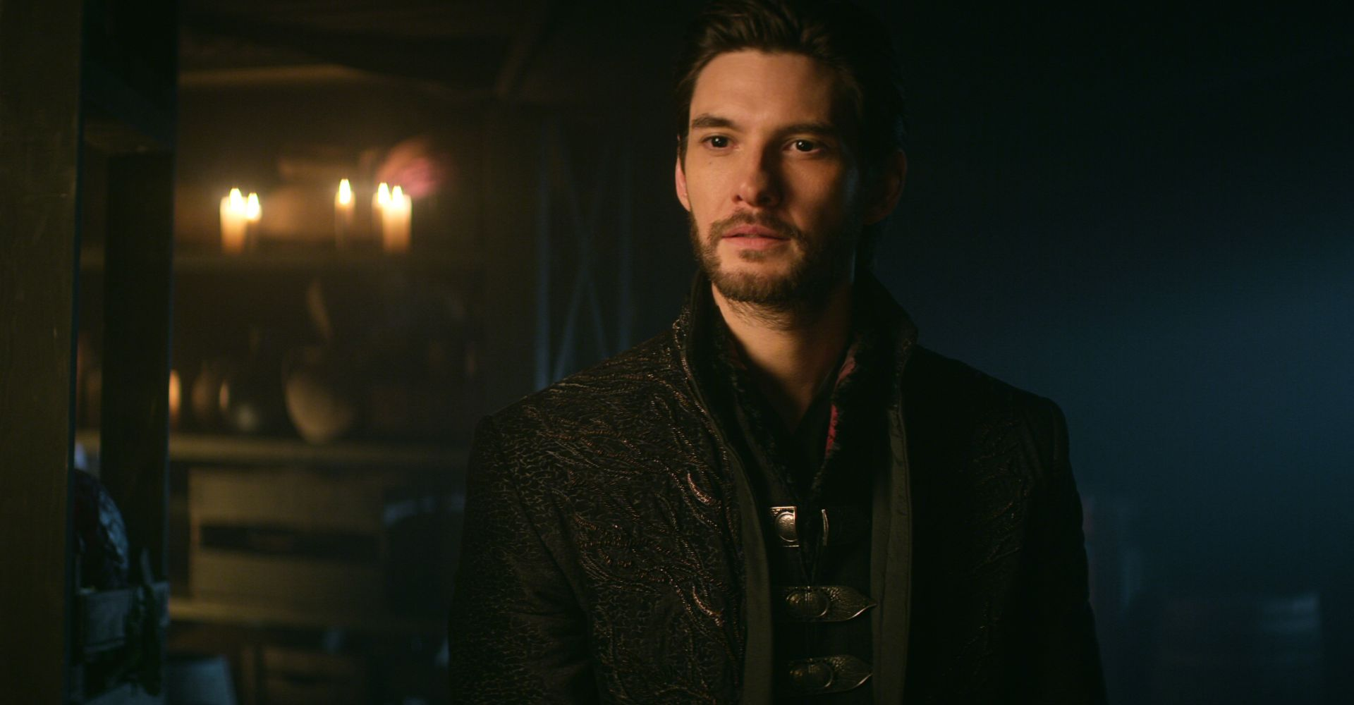 "Ben Barnes in ""Shadow and Bones""."