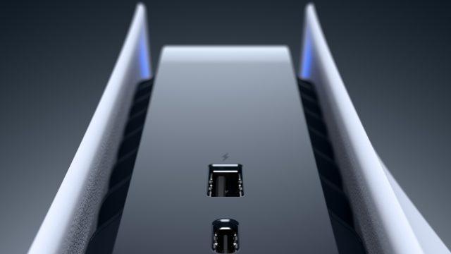 PlayStation 5 Kabelanschluss