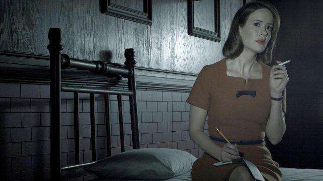 Sarah Paulson in American Horror Story: Asylum
