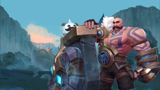 Braum aus dem Spiel League of Legends