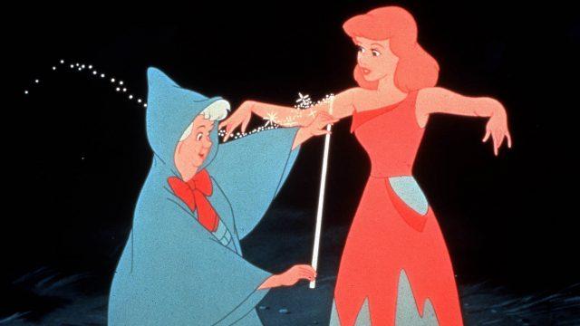 Bild aus dem Disney-Film Cinderella
