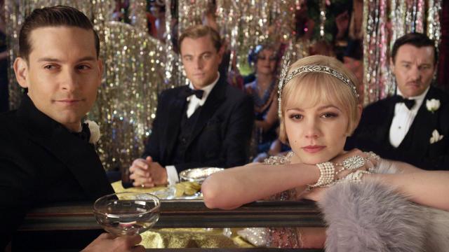 """Leonardo DiCaprio und Carrey Mulligan in """"Der große Gatsby"""""""