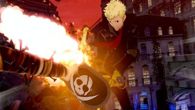 """Screenshot von """"Persona 5 Strikers""""."""
