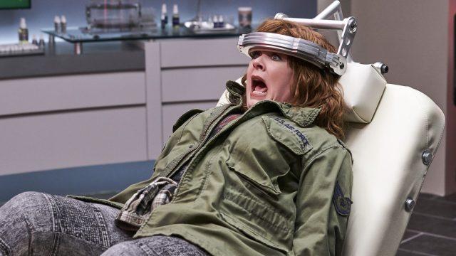 "Melissa McCarthy in dem neuen Netflix-Film ""Thunder Force""."