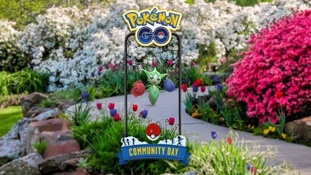 Pokémon Go Community Day mit Roselia