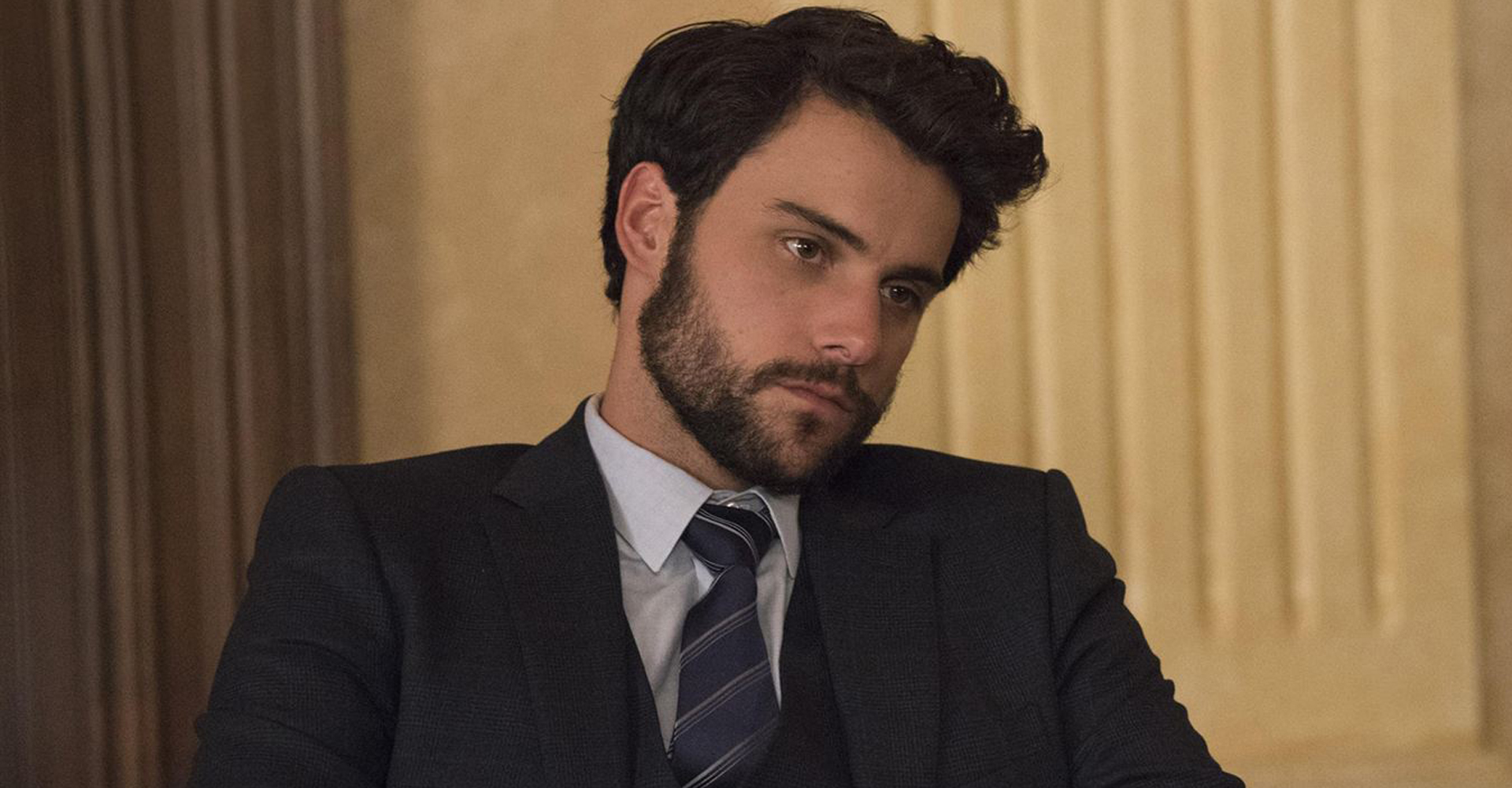 Jack Falahee in How to Get Away with Murder