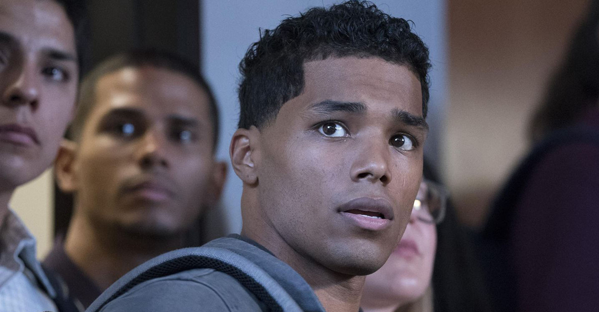 Rome Flynn in How to Get Away with Murder