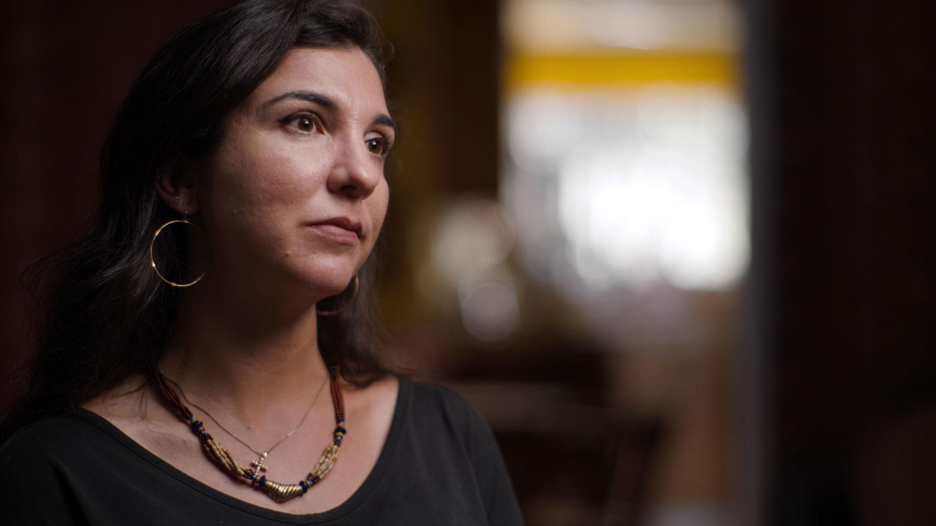 Anastasia Hronas spricht in der Netflix-Doku über den Night Stalker